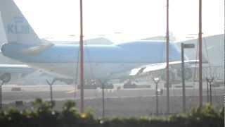 Video KLM Boeing 747-400 [PH-BFW] Takeoff From LAX download MP3, 3GP, MP4, WEBM, AVI, FLV Juni 2018