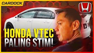 Baru Kau Tahu!!! Civic FD2R Stage 2, Part 1 sila pakai headphones | EvoMalaysia.com