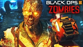 Black Ops 3 Zombies - NEW PATCH UPDATE! Samantha