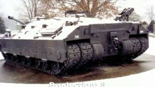 T30 (Heavy Tank T30) Heavy Tank (1945) -  Information Technical Specs