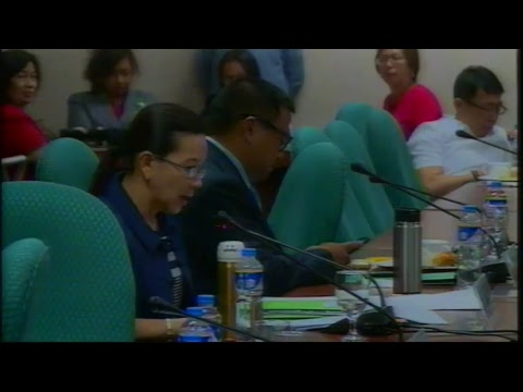 Committee on Public Services (May 15, 2017)