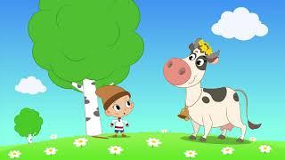 Про Ёжика - Привет, малыш! Самые первые серии - Сборник мультфильмов 4К