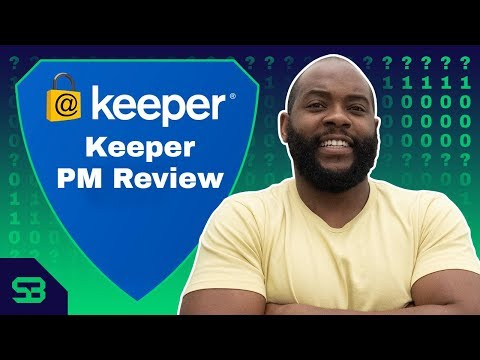 Keeper Password Manager Review