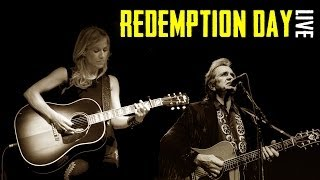 "Sheryl Crow - ""Redemption Day"" LIVE feat. Johnny Cash (2014)"