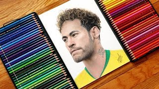Neymar drawing.... 2018 World Cup