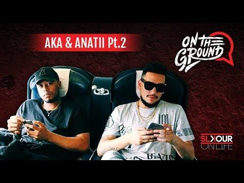 On The Ground: AKA x Anatii Decipher #BCWYWF Lyrics, Spirituality x Culture Vultures