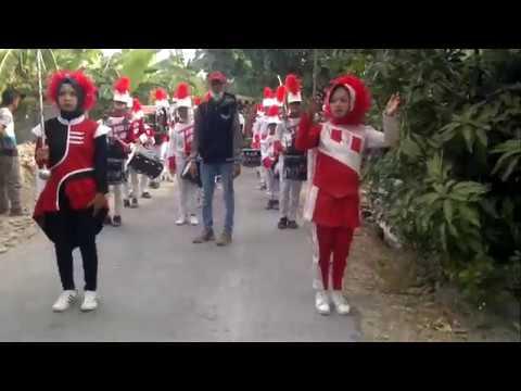DCNB Bidadari Kesleo Karnaval 17 Agustus 2018