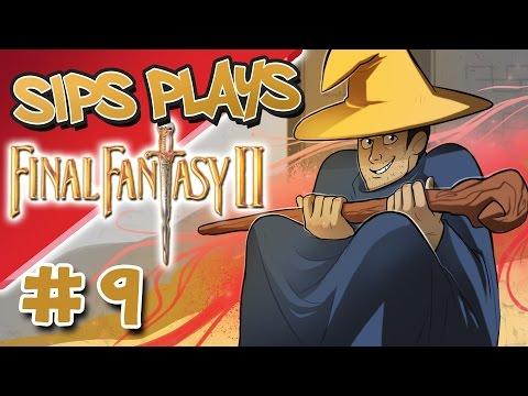 Ordeals - Sips Plays Final Fantasy II (US/SNES) - Part 9