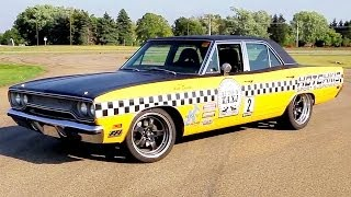 Six-Way Handling Tire Test: Outrunning a BMW with a Muscle Car! - HOT ROD Unlimited Ep. 44