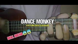 DANCE MONKEY - COVER UKULELE BY MOCIL SIANIDA