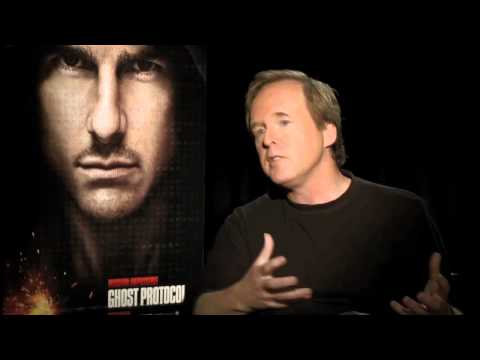 Mission: Impossible Ghost Protocol Official Australian Brad Bird IMAX Clip