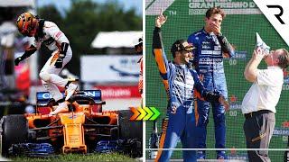 The rude awakening that made McLaren realise its F1 shortcomings