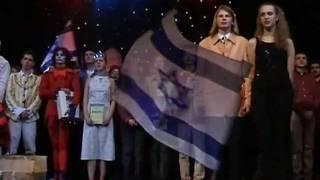 Пуримшпиль в Витебске 2002  КЛИП Кто Спасёт народ