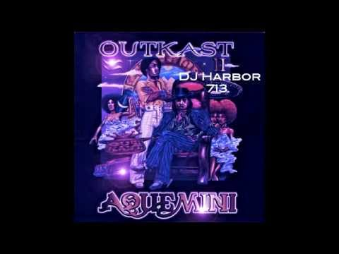 OutKast - Spottieottiedopaliscious (chopped & screwed by DJ Harbor)