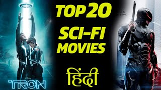 Top 20 Hollywood Sci-fi Movies in Hindi | Explained in Hindi