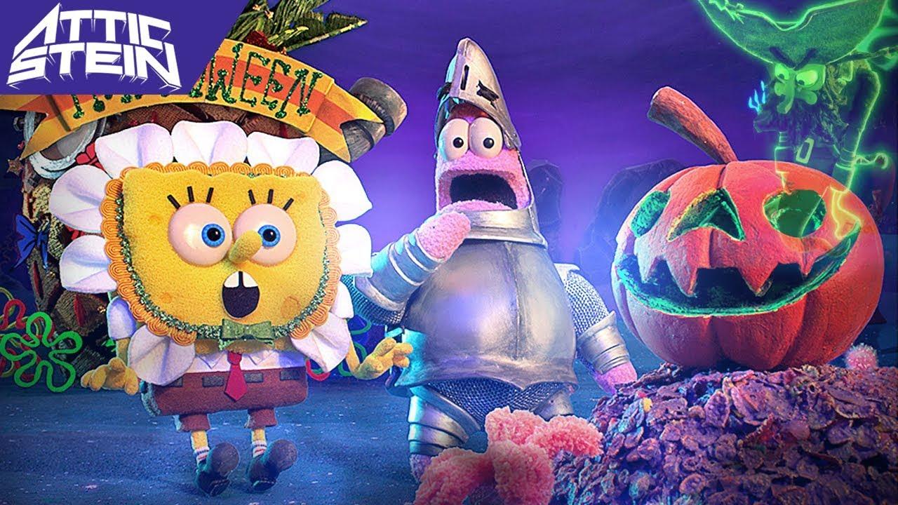 Spongebob Music Remix - #GolfClub