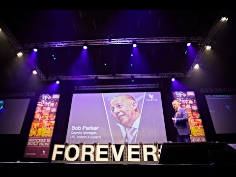 Bob Parker  | Introduction to Forever Living