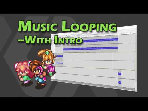 How to Loop a Music Track that has an Intro