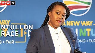 Eyewitness News reporter Nkosikhona Duma had a virtual chat with Democratic Alliance leadership candidate Mbali Ntuli where they tackled a variety of topics. Here she speaks about the party's decision to not use race as a proxy for disadvantage.  #DemocraticAlliance #Race #MbaliNtuli