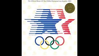 Moodido (The Match) (Boxing Theme)   Toto   Olympics Los Angeles   1984 Columbia LP