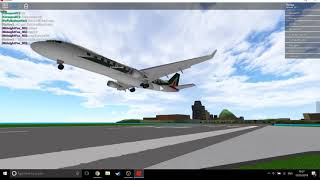 Roblox Plane Spotting #2 (A place with airliners)