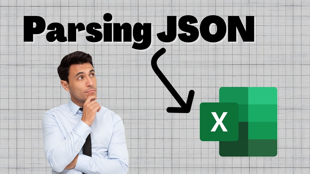 How to parsing JSON to Microsoft Excel format