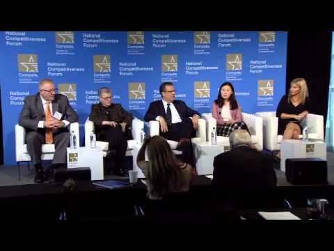 2014 NCF Panel: Transforming 21st Century Productivity at the ...