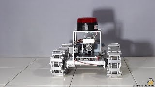 Rover R12 with IOT2020