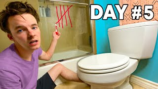 I Was Trapped In My Bathroom for 5 Days