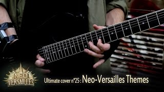 Ultimate Cover n° 25 : Neo-Versailles Themes