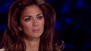 Repeat youtube video Sam Bailey - Clown by Emeli Sande - Bootcamp Auditions - The X Factor 2009