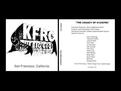 The Legacy of 610 KFRC