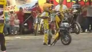 Junin moto show piloto neto bala
