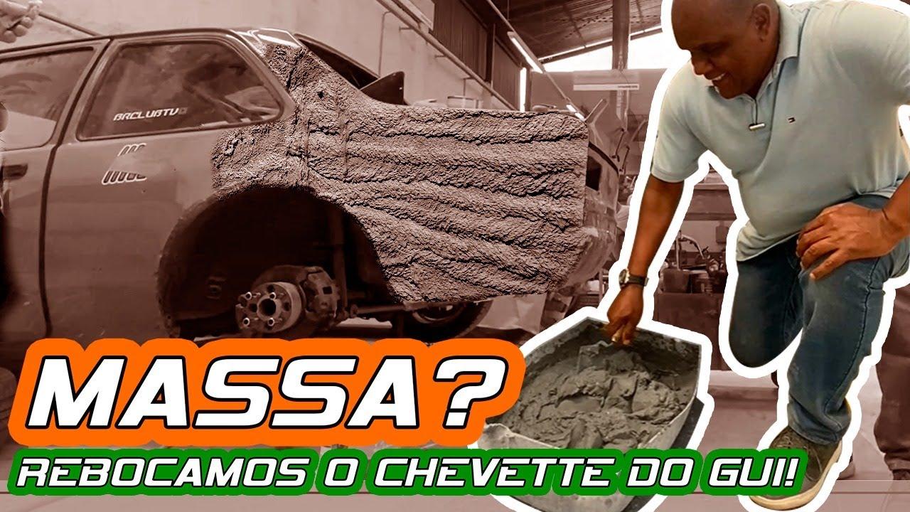 TEMPO RECORDE ? - SALVAMOS O CHEVETTE DRIFT DO GUI LIMA @Dark Garage