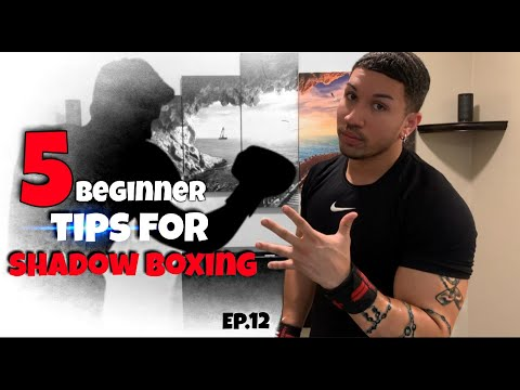 Learn How To Shadow box For Boxing