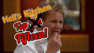 Hell's Kitchen's Top Fifteen Worst Signature Dishes thumbnail