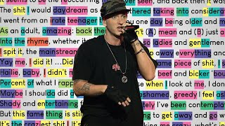 Eminem - In Your Head | Rhymes Highlighted