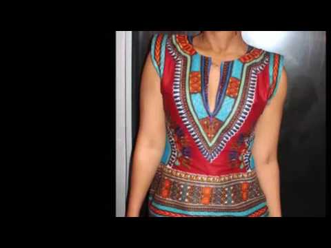 African trendy mini short dress styles - Best in the list