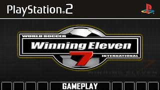 World Soccer Winning Eleven 7 International [PS2] Gameplay