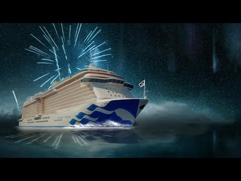 Princess Cruises New Ship Announcement: Royal Class Ship 6 World Premiere