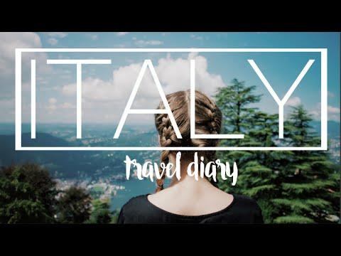 ITALY TRAVEL DIARY