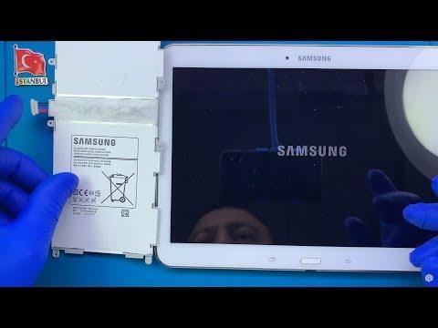 Samsung Galaxy TAB 4 10.0 Tablet Batarya Değişimi 🇹🇷