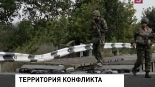 На российскую территорию с Украины вновь обрушился «Град»