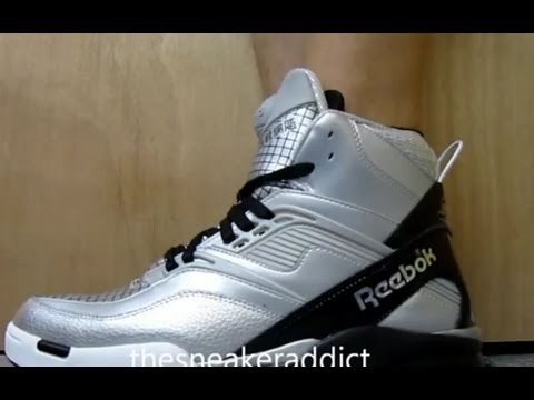 08433e79329416 PYS x Reebok Twilight Zone Pump Android Sneaker Review W   DjDelz ...