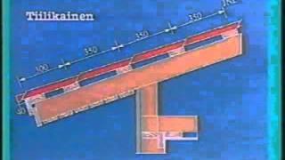 видео Инструкция по монтажу, укладка металлочерепицы