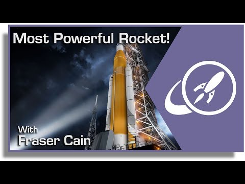 Where Will the Space Launch System Take Us? Preparing For The Most Powerful Rocket Ever Built