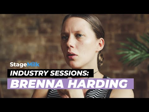 StageMilk Industry Sessions: Actress Brenna Harding