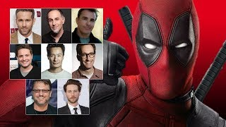 Comparing The Voices - Deadpool (Updated)