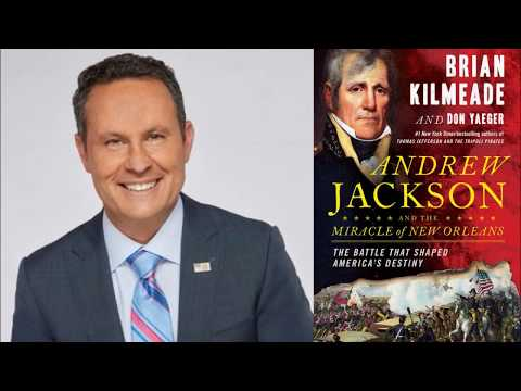 Brian Kilmeade Author Interview with Conservative Book Club (Andrew Jackson)