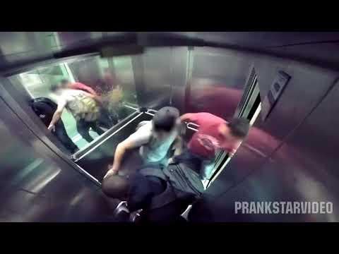 видео: Я смеялся до слез обосрался в лифте